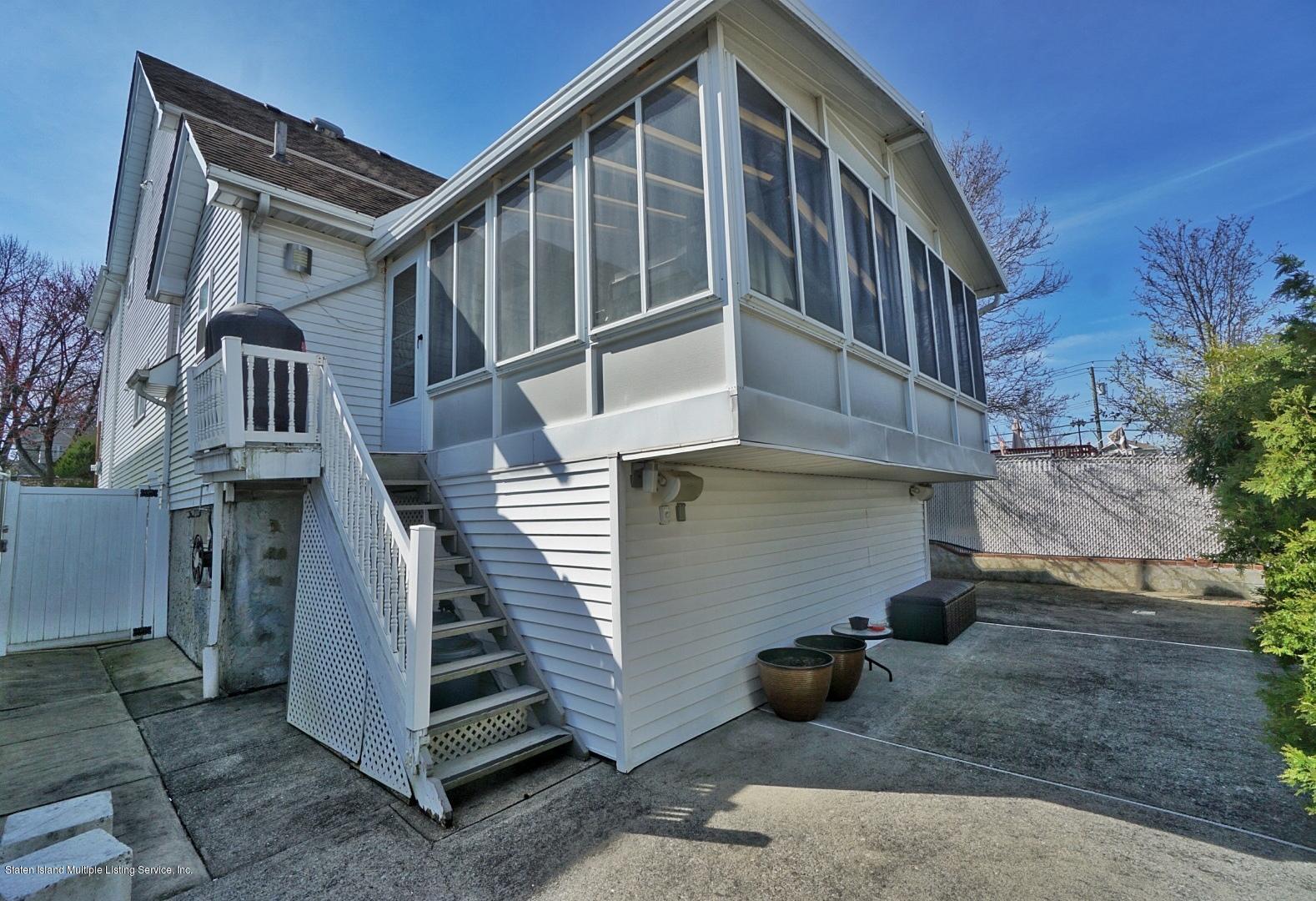 Single Family - Detached 329 Mcbaine Avenue  Staten Island, NY 10309, MLS-1127552-31