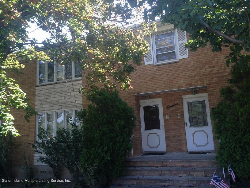 Two Family - Detached 11 Putnam Place  Staten Island, NY 10301, MLS-1127692-3