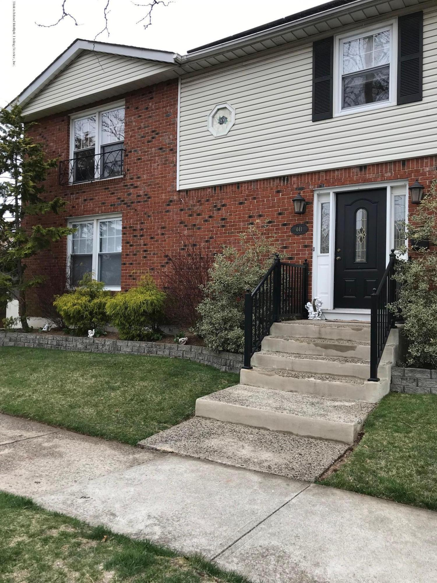 Two Family - Detached 441 Wainwright Avenue  Staten Island, NY 10312, MLS-1127742-3