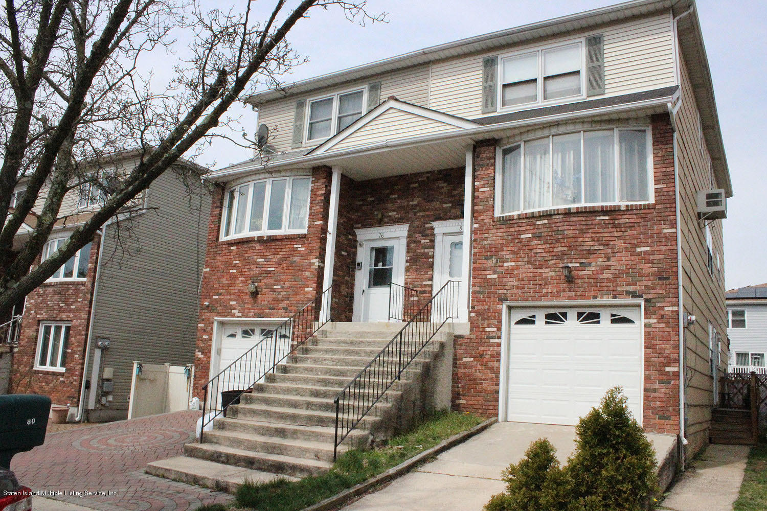Two Family - Semi-Attached in Great Kills - 80 Willowwood Lane  Staten Island, NY 10308