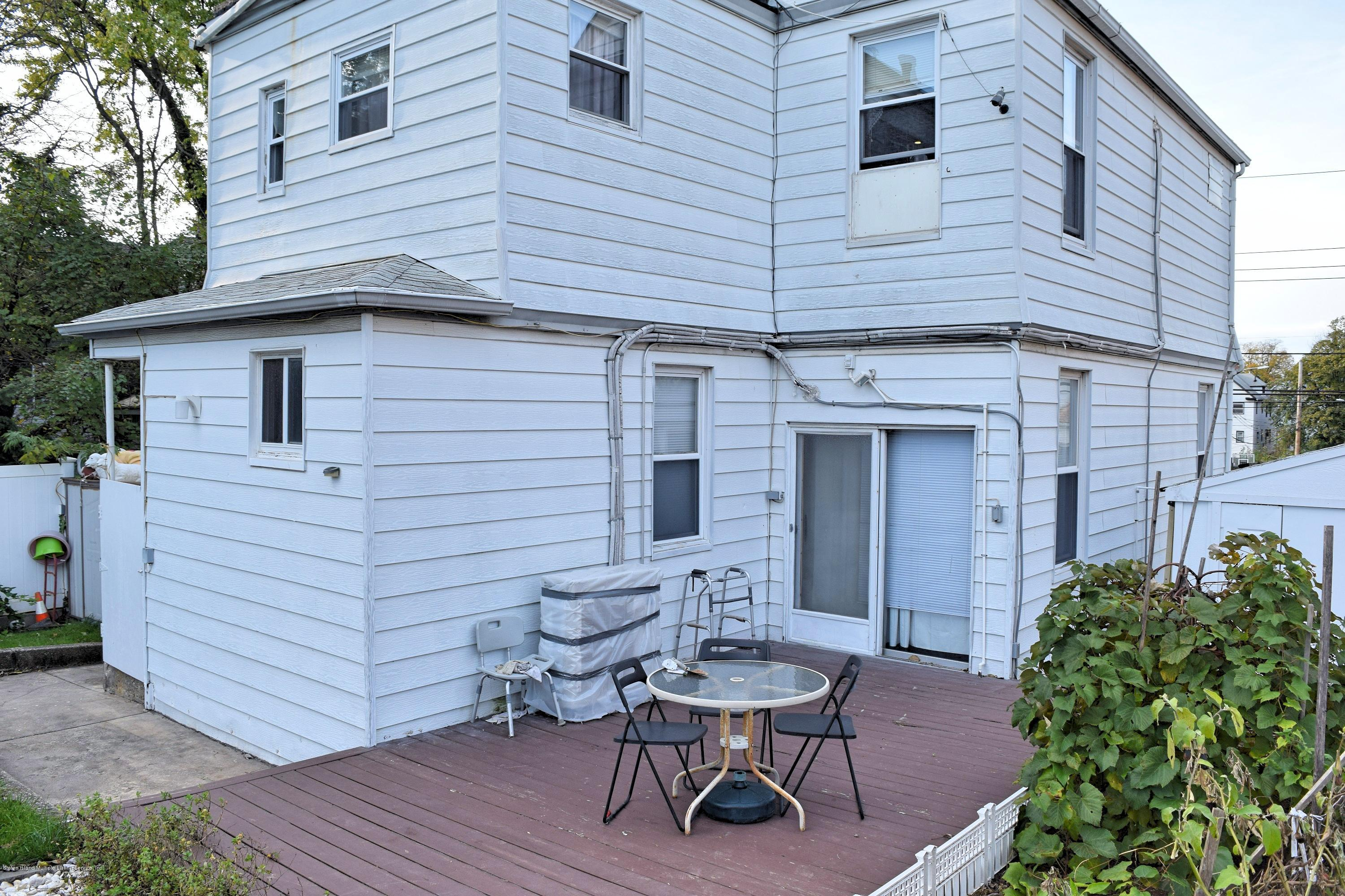 Two Family - Detached 32 Scarboro Avenue  Staten Island, NY 10305, MLS-1123915-11