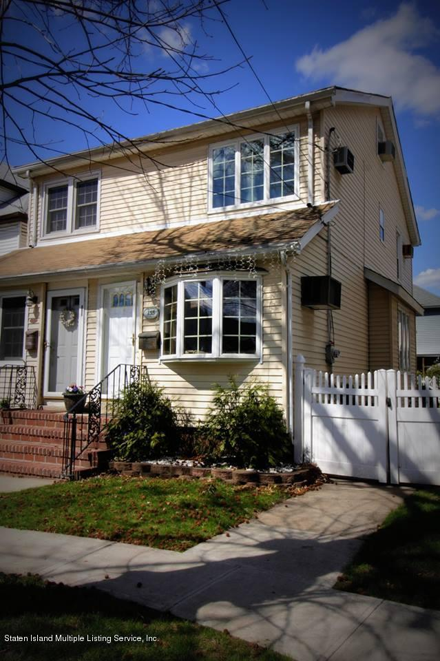 Single Family - Semi-Attached in Westerleigh - 155 Lathrop Avenue  Staten Island, NY 10314