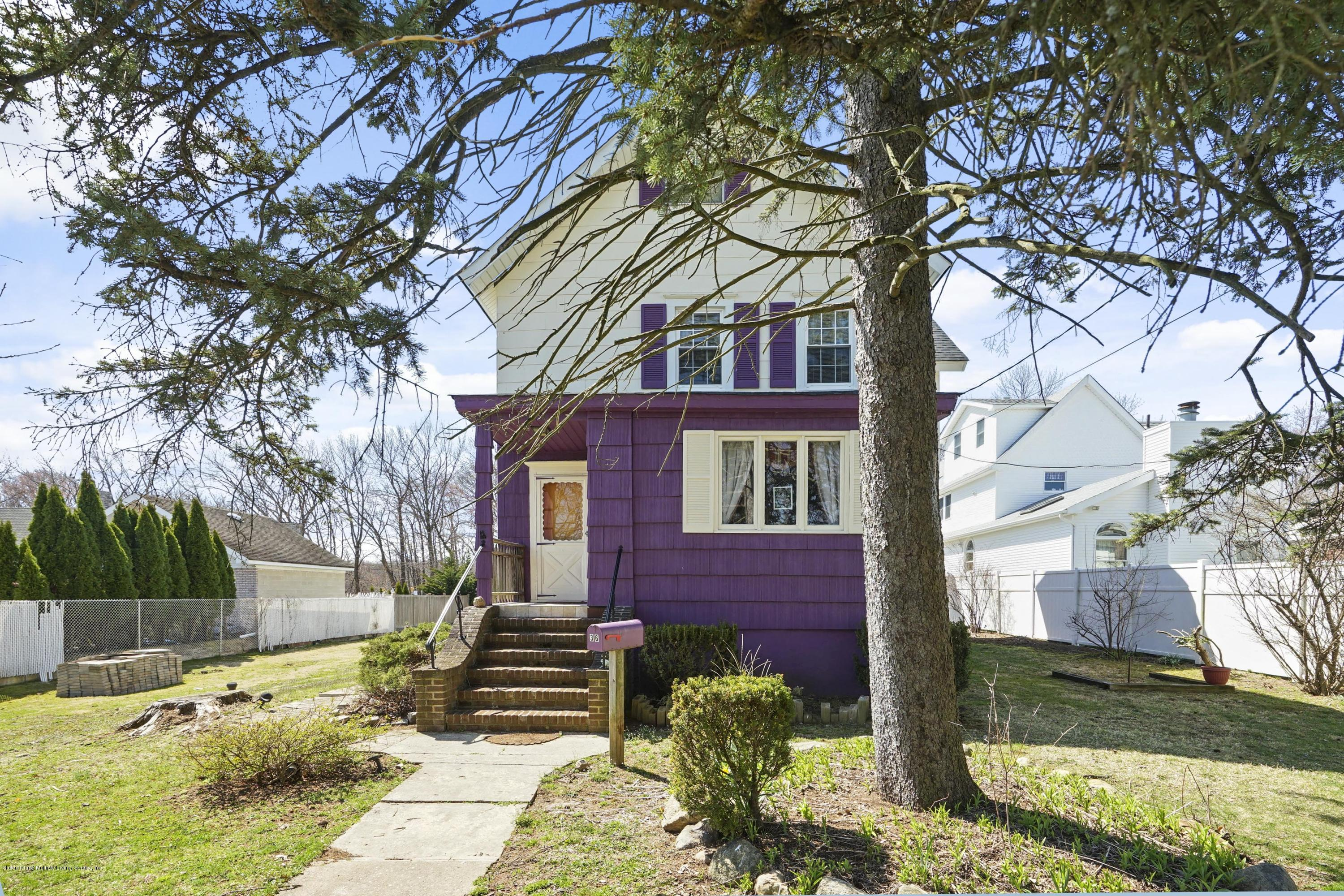 Single Family - Detached in Huguenot - 36 Prall Avenue   Staten Island, NY 10312