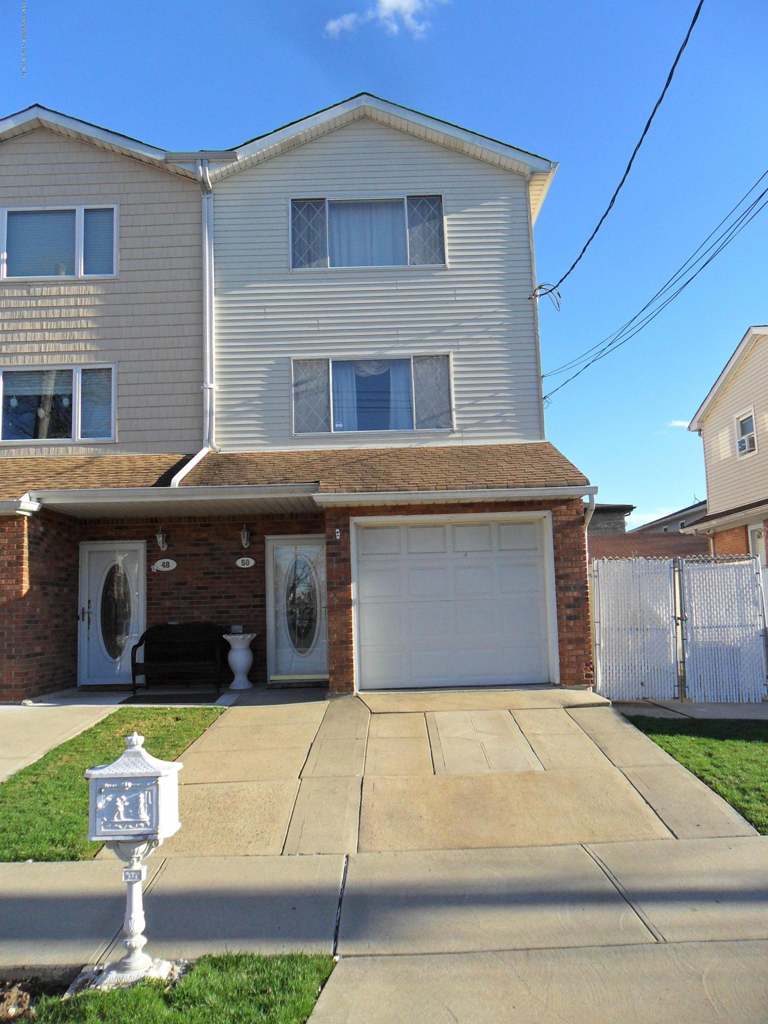 Single Family - Semi-Attached 50 Forest Street  Staten Island, NY 10314, MLS-1127879-2