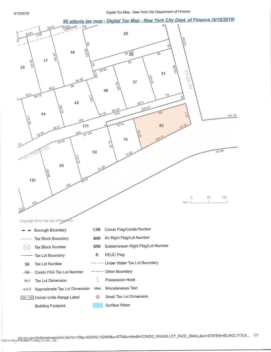 Land/Lots 96 Ottavio Promenade   Staten Island, NY 10307, MLS-1127928-4