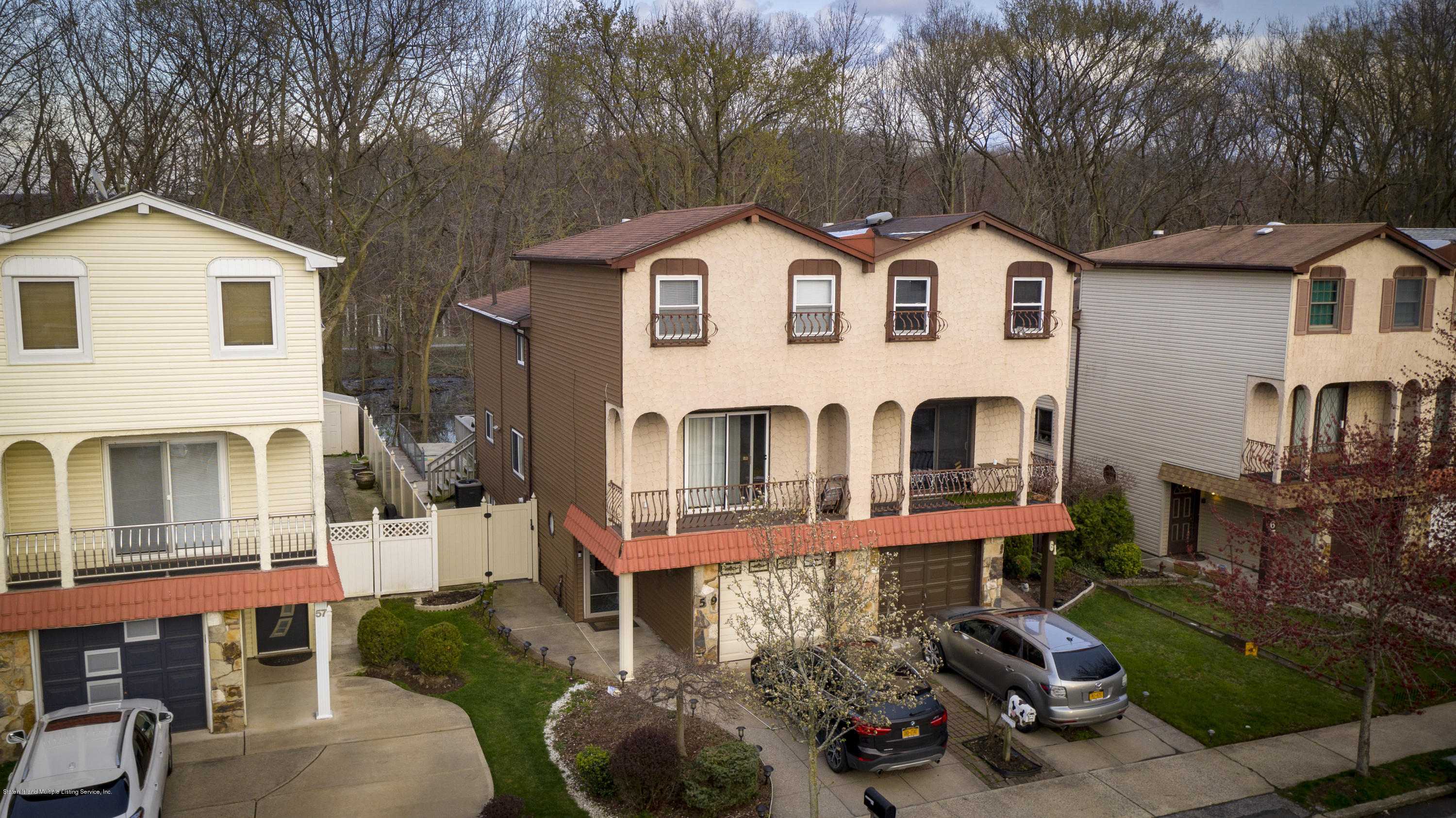 Single Family - Semi-Attached 59 Goller Place  Staten Island, NY 10314, MLS-1127931-2