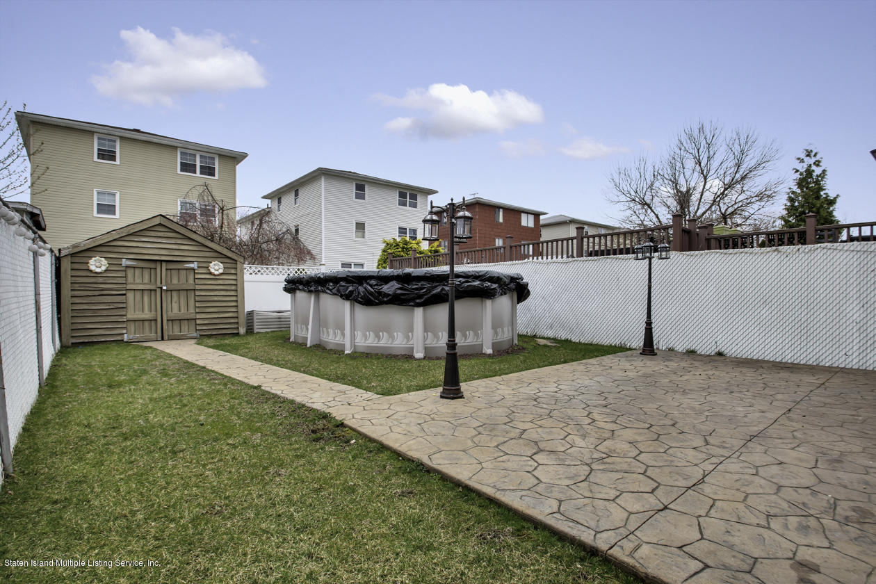 Single Family - Semi-Attached 455 Adams Avenue  Staten Island, NY 10306, MLS-1127943-9