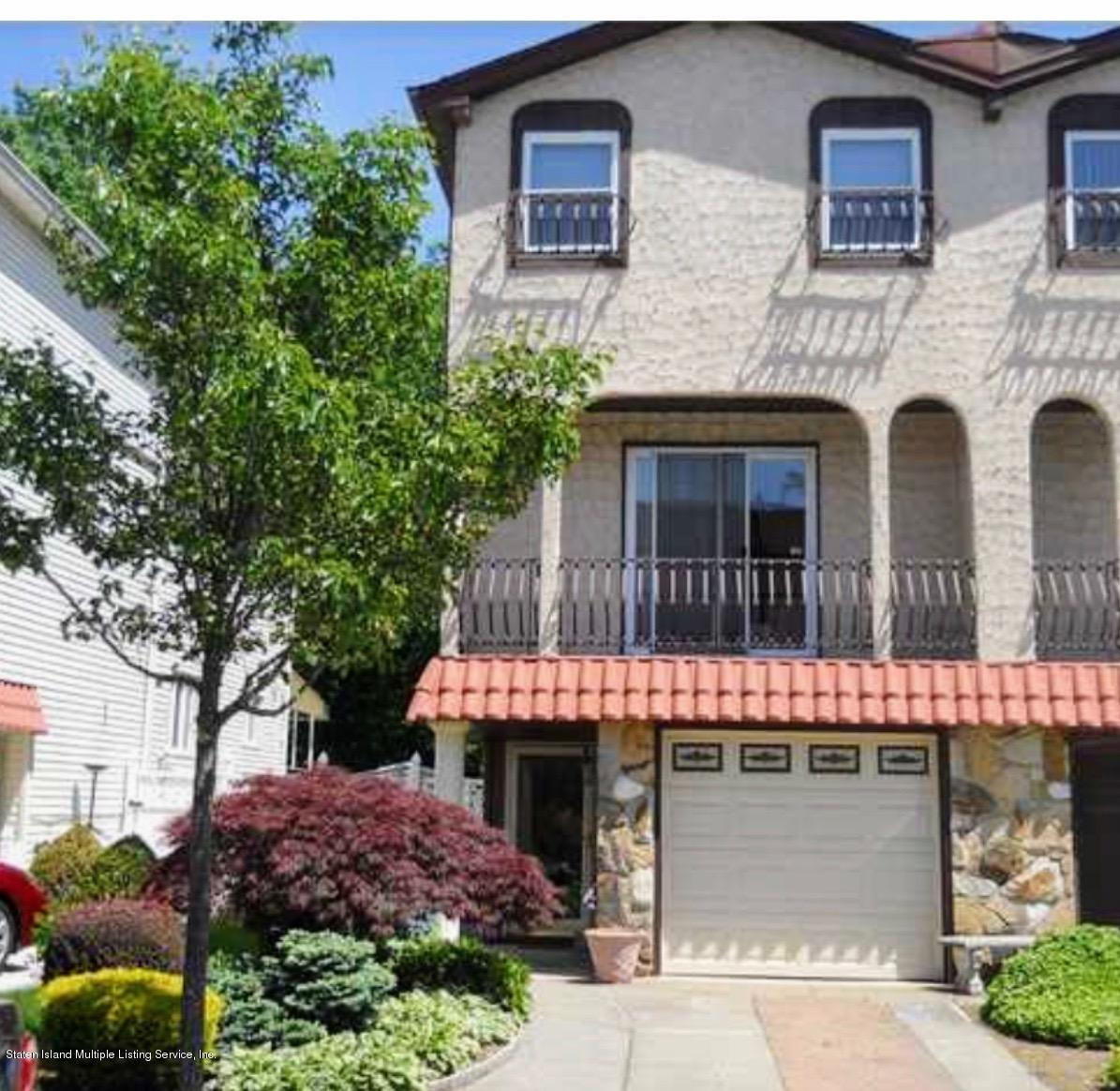 Single Family - Semi-Attached in Bulls Head - 59 Goller Place  Staten Island, NY 10314