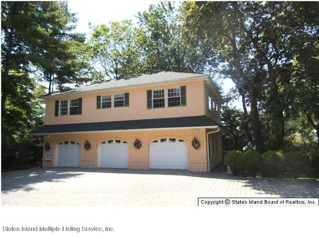 Single Family - Detached 738 Todt Hill Road  Staten Island, NY 10301, MLS-1127956-32