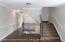 View through living room
