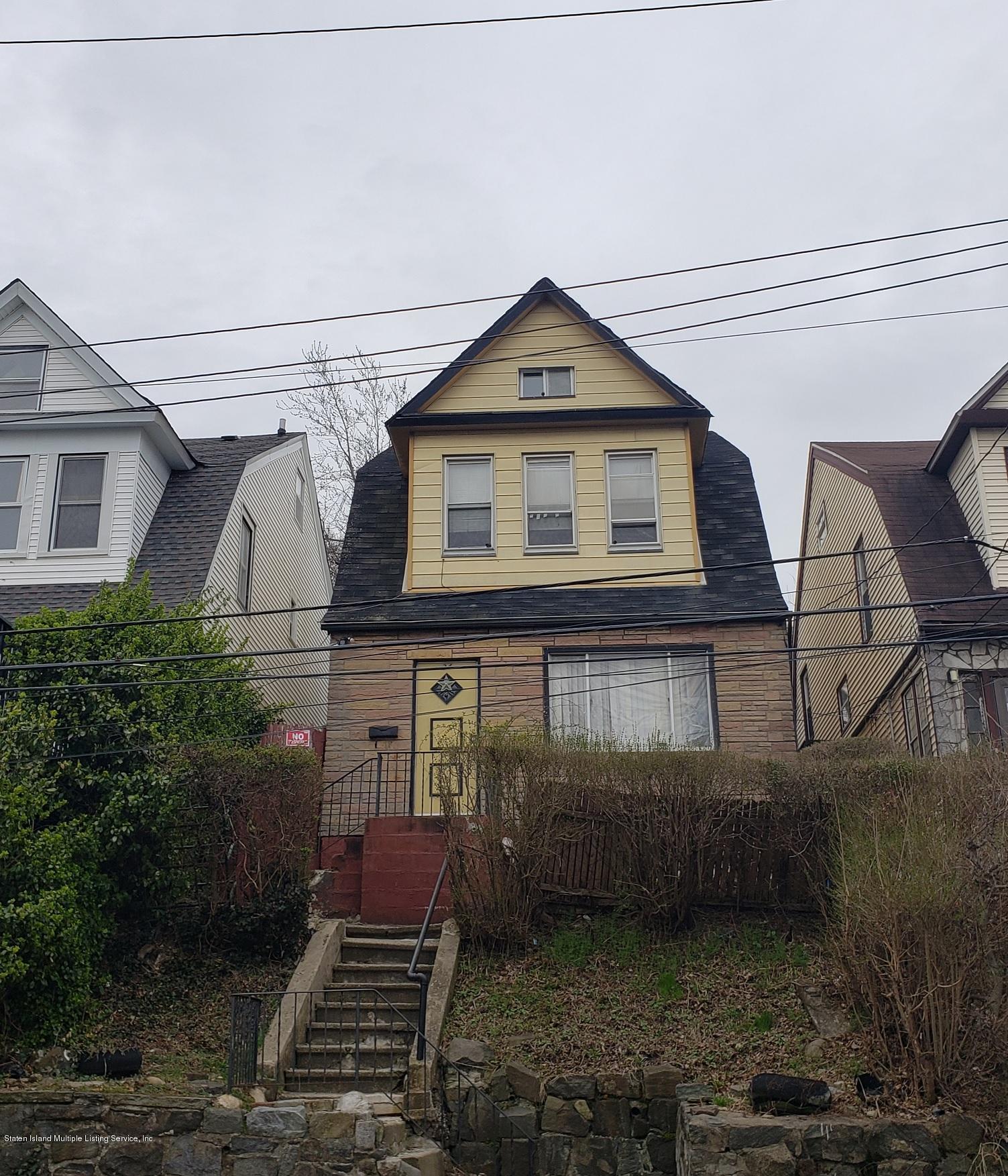 Single Family - Detached in New Brighton - 34 Fillmore Street  Staten Island, NY 10301