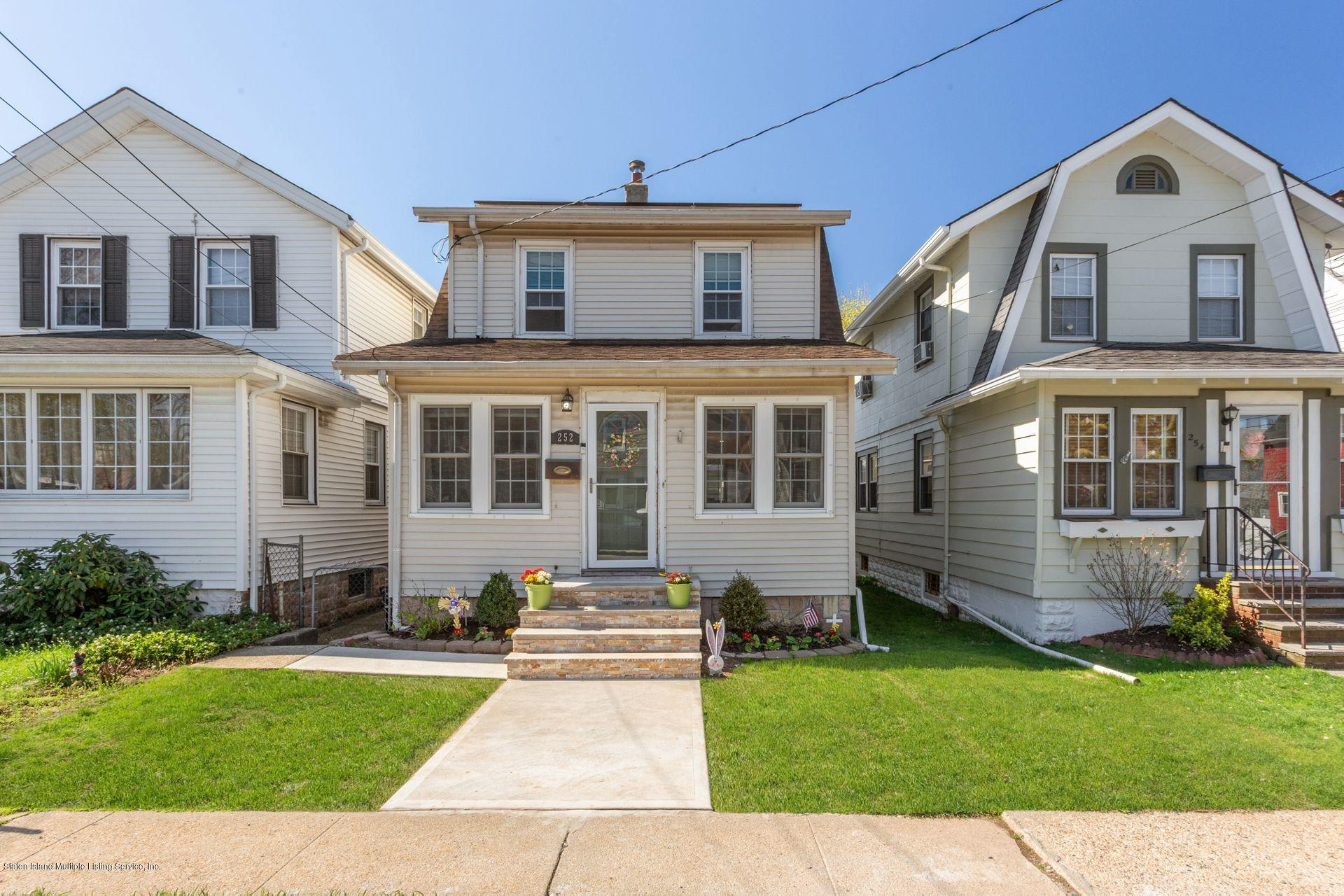 Single Family - Detached 252 Waters Avenue  Staten Island, NY 10314, MLS-1128050-2