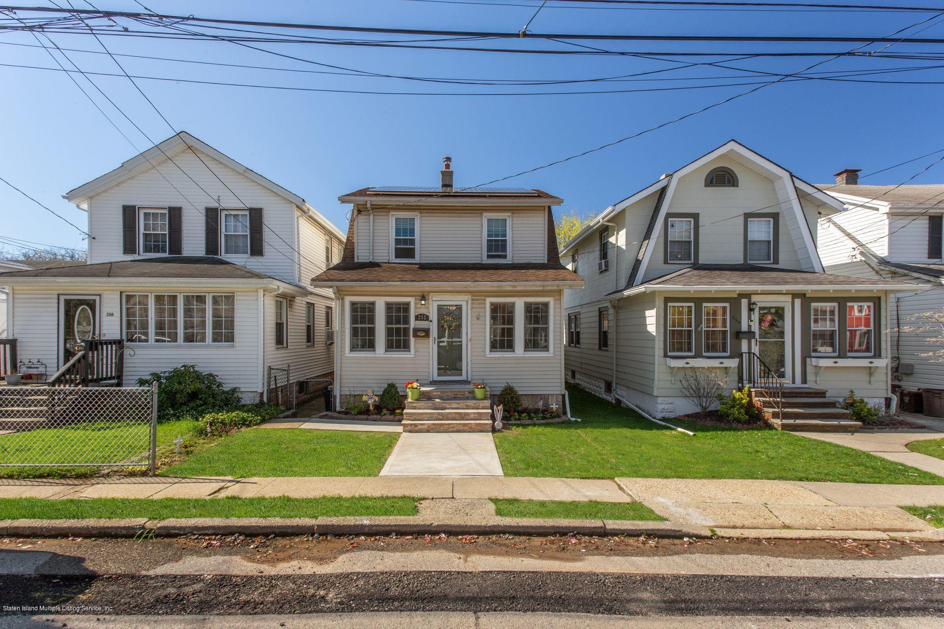 Single Family - Detached 252 Waters Avenue  Staten Island, NY 10314, MLS-1128050-25
