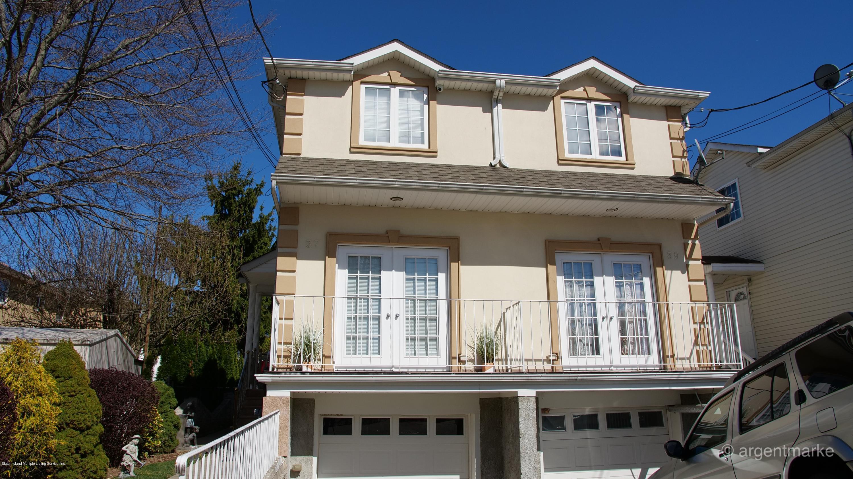 Single Family - Semi-Attached 37 Fillmore Avenue  Staten Island, NY 10314, MLS-1128014-2