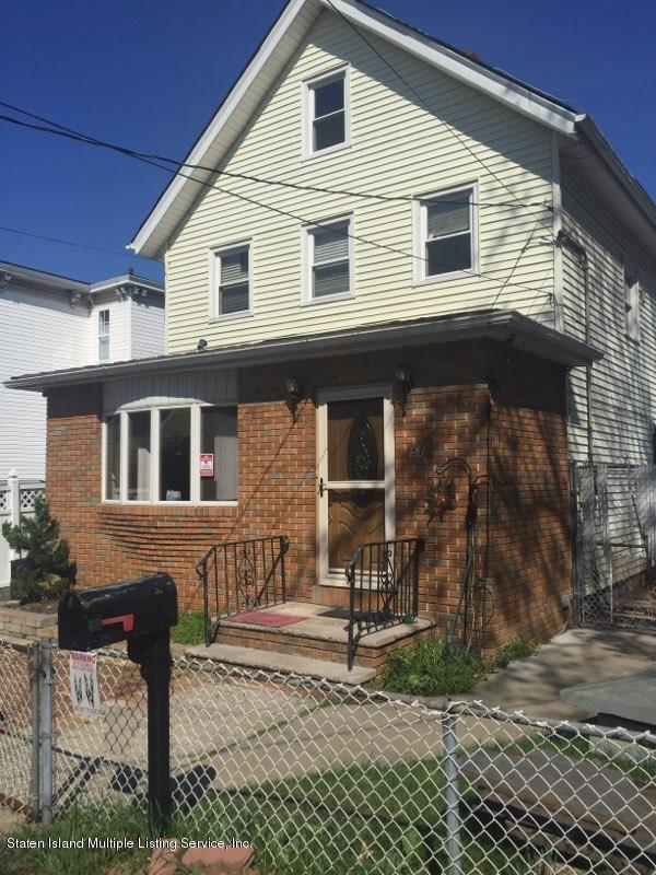 Single Family - Detached 51 Simonson Avenue  Staten Island, NY 10303, MLS-1128075-2