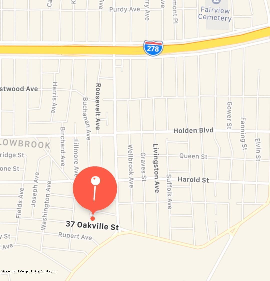 Single Family - Semi-Attached 37 Oakville Street B  Staten Island, NY 10314, MLS-1128139-4