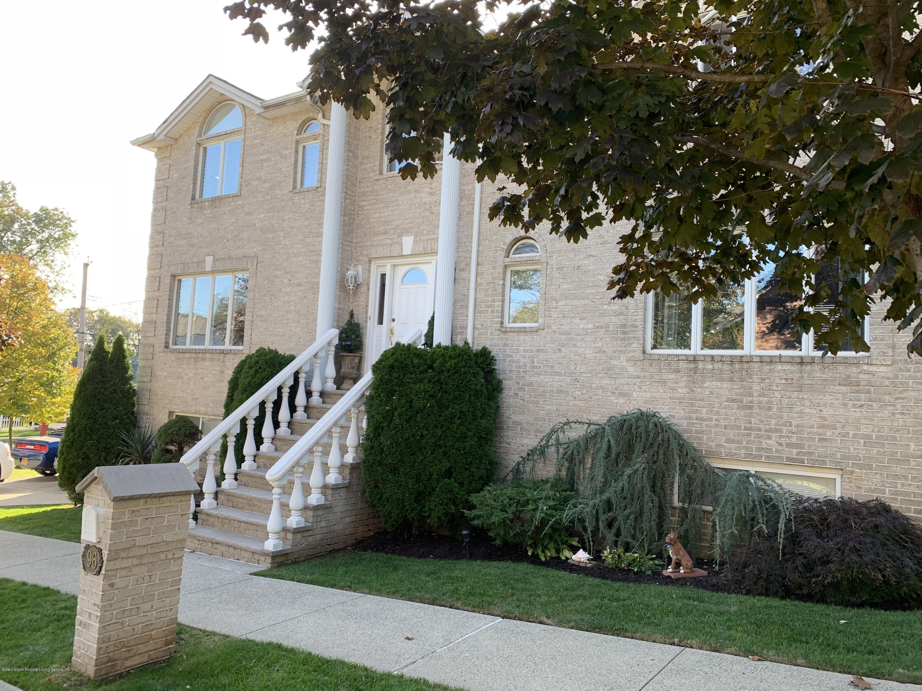 Two Family - Detached 96 Idaho Avenue  Staten Island, NY 10309, MLS-1127990-2