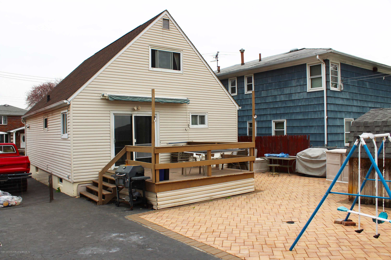Single Family - Detached 44 Tillman Street  Staten Island, NY 10314, MLS-1128208-20
