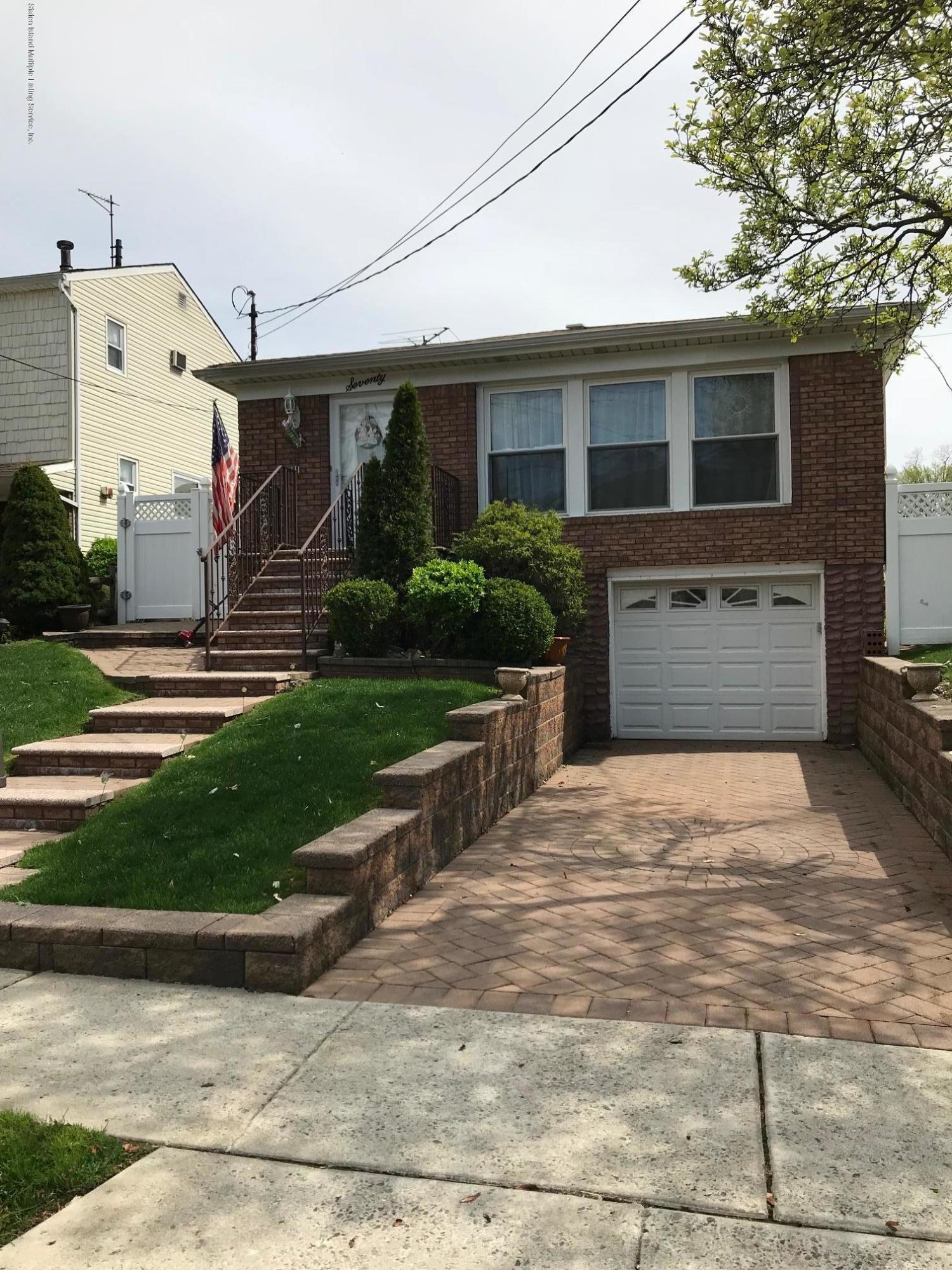 Single Family - Detached 70 Buffington Avenue  Staten Island, NY 10312, MLS-1128134-2