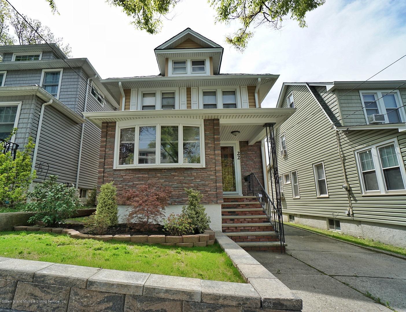 Single Family - Detached 22 Maine Avenue  Staten Island, NY 10314, MLS-1128323-2