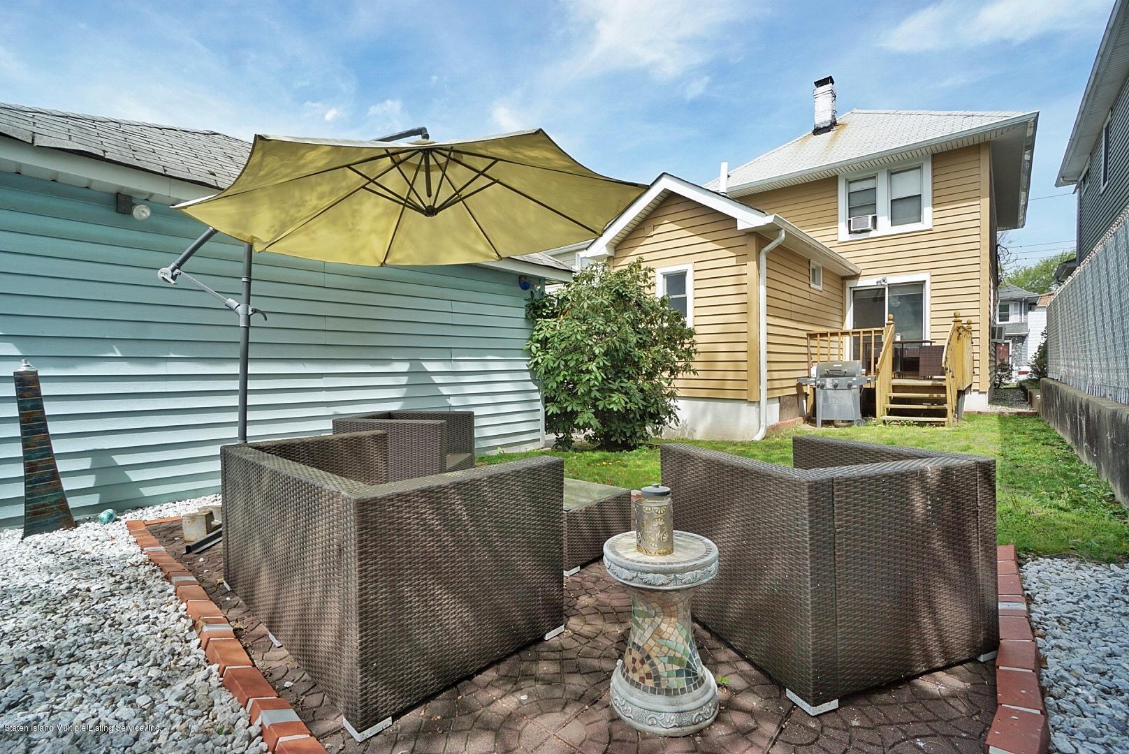 Single Family - Detached 22 Maine Avenue  Staten Island, NY 10314, MLS-1128323-43