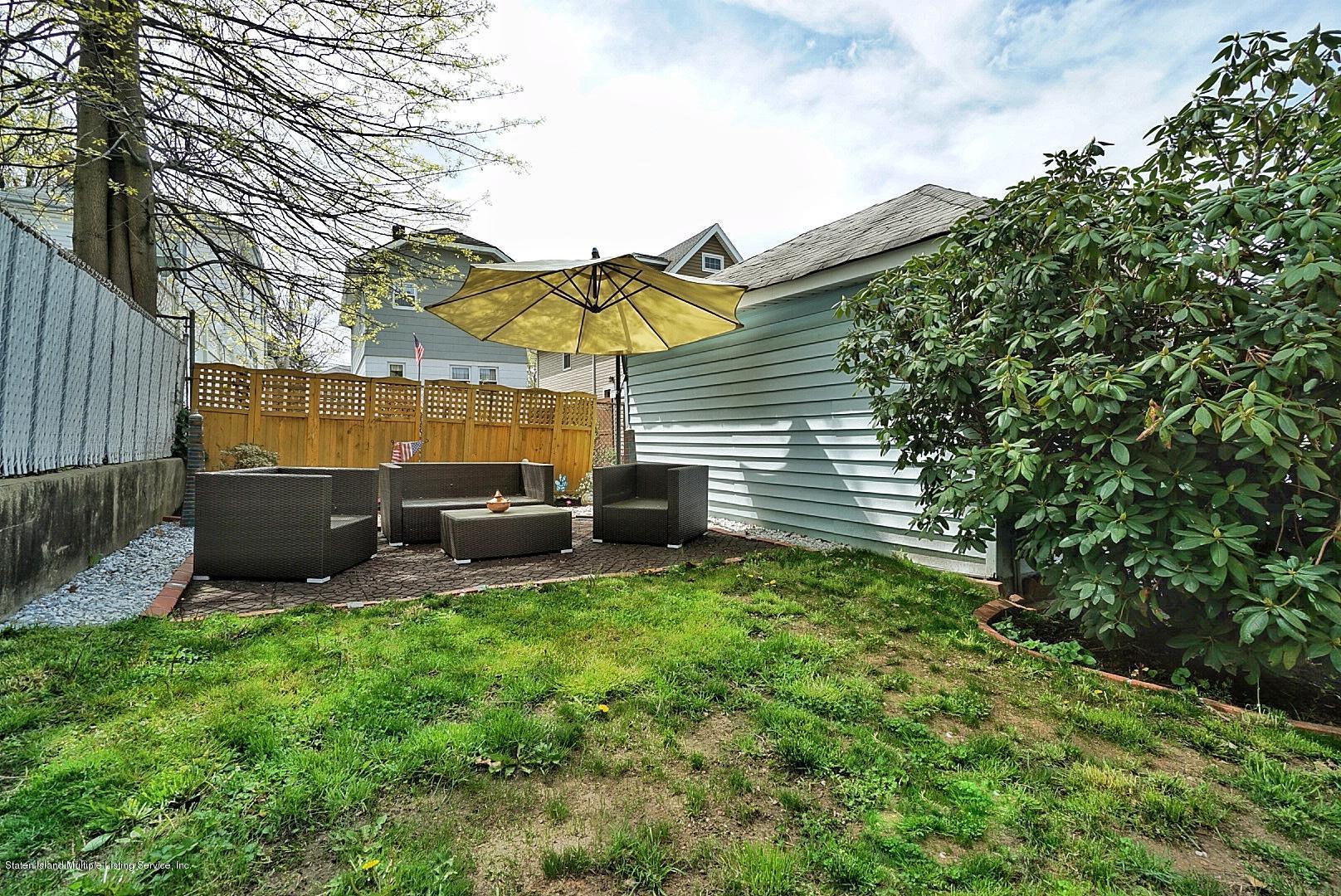 Single Family - Detached 22 Maine Avenue  Staten Island, NY 10314, MLS-1128323-41