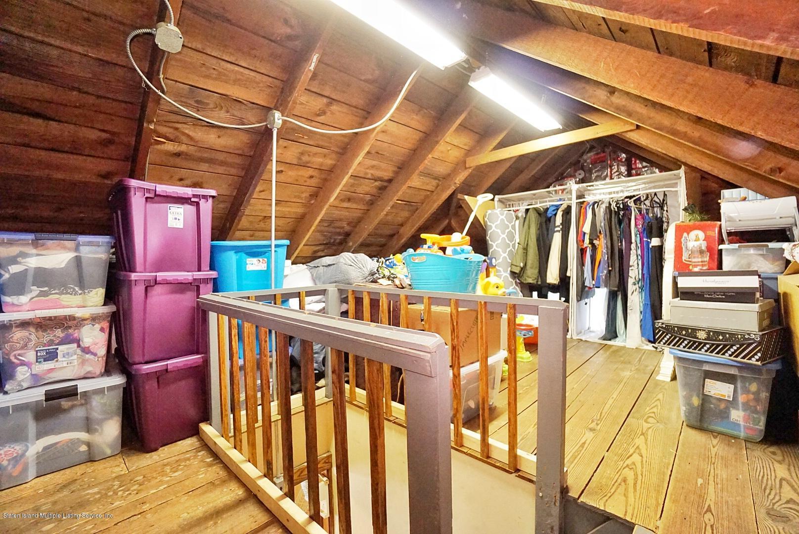 Single Family - Detached 22 Maine Avenue  Staten Island, NY 10314, MLS-1128323-40