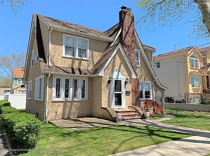 Single Family - Detached in New Dorp - 343 Otis Avenue  Staten Island, NY 10306