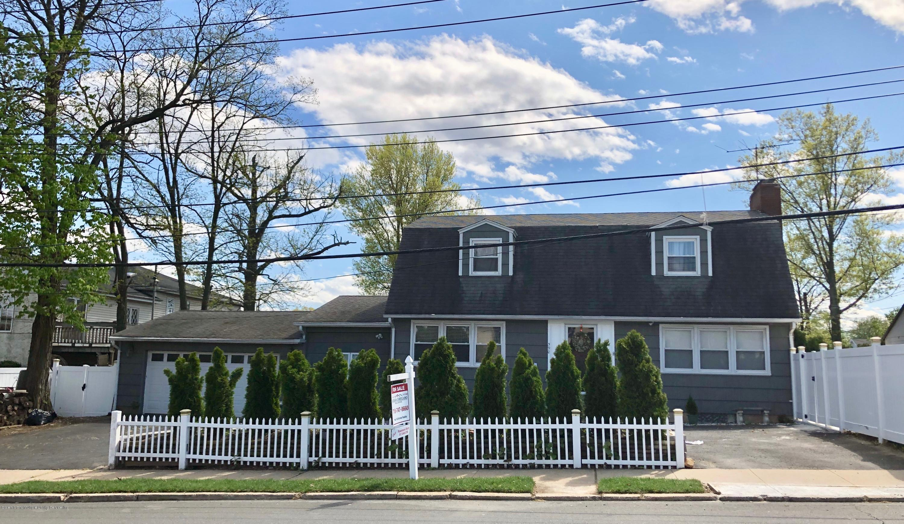 Single Family - Detached in Annadale - 590 Arden Avenue  Staten Island, NY 10312