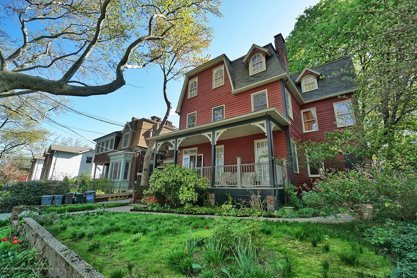 Two Family - Detached 117 Tysen Street  Staten Island, NY 10301, MLS-1128408-4
