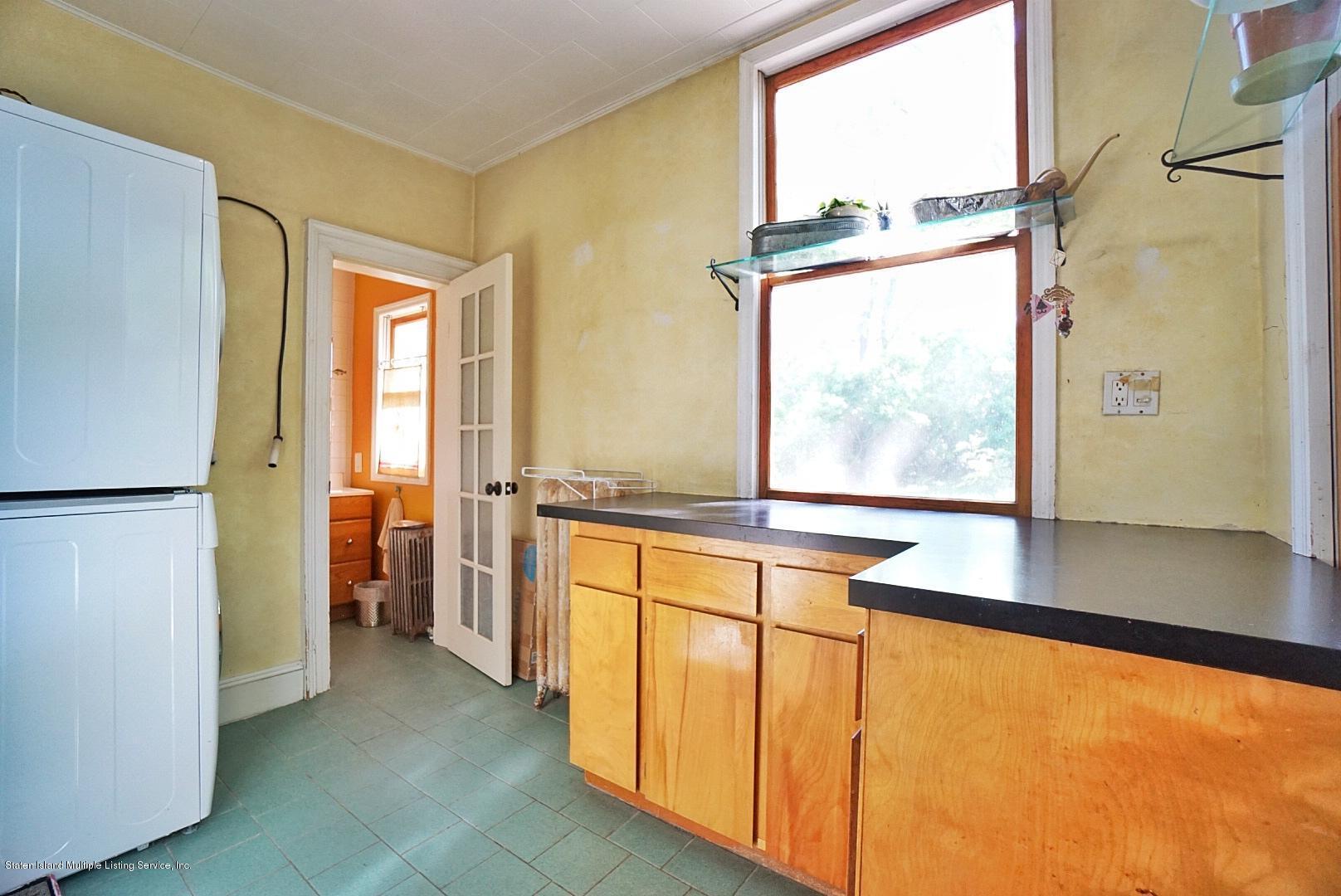 Two Family - Detached 117 Tysen Street  Staten Island, NY 10301, MLS-1128408-17