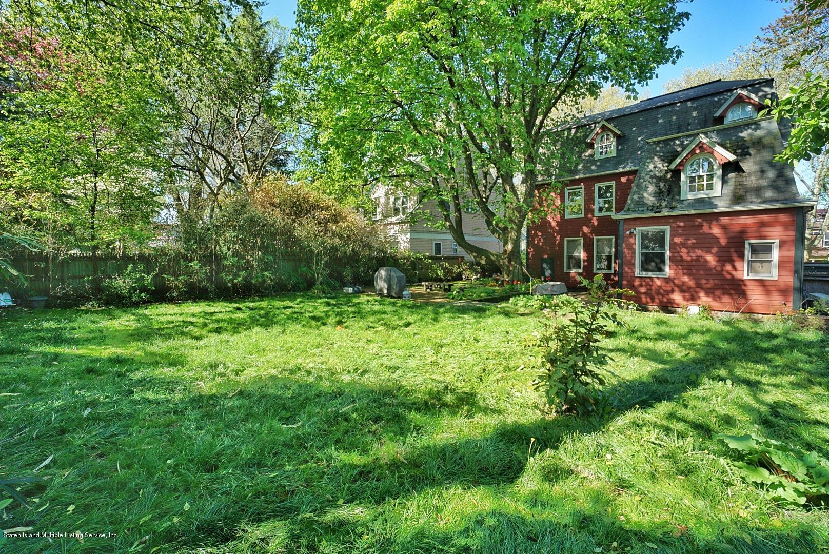 Two Family - Detached 117 Tysen Street  Staten Island, NY 10301, MLS-1128408-49