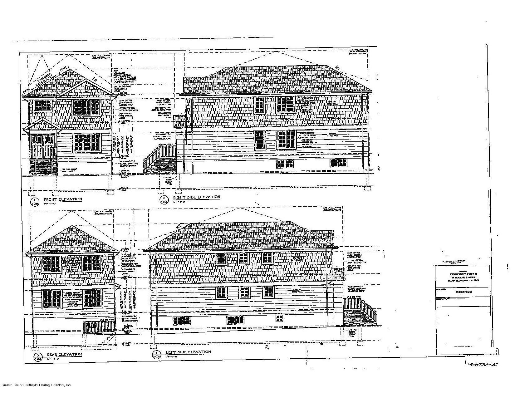 Two Family - Detached 335 Vanderbilt Avenue  Staten Island, NY 10304, MLS-1128423-2