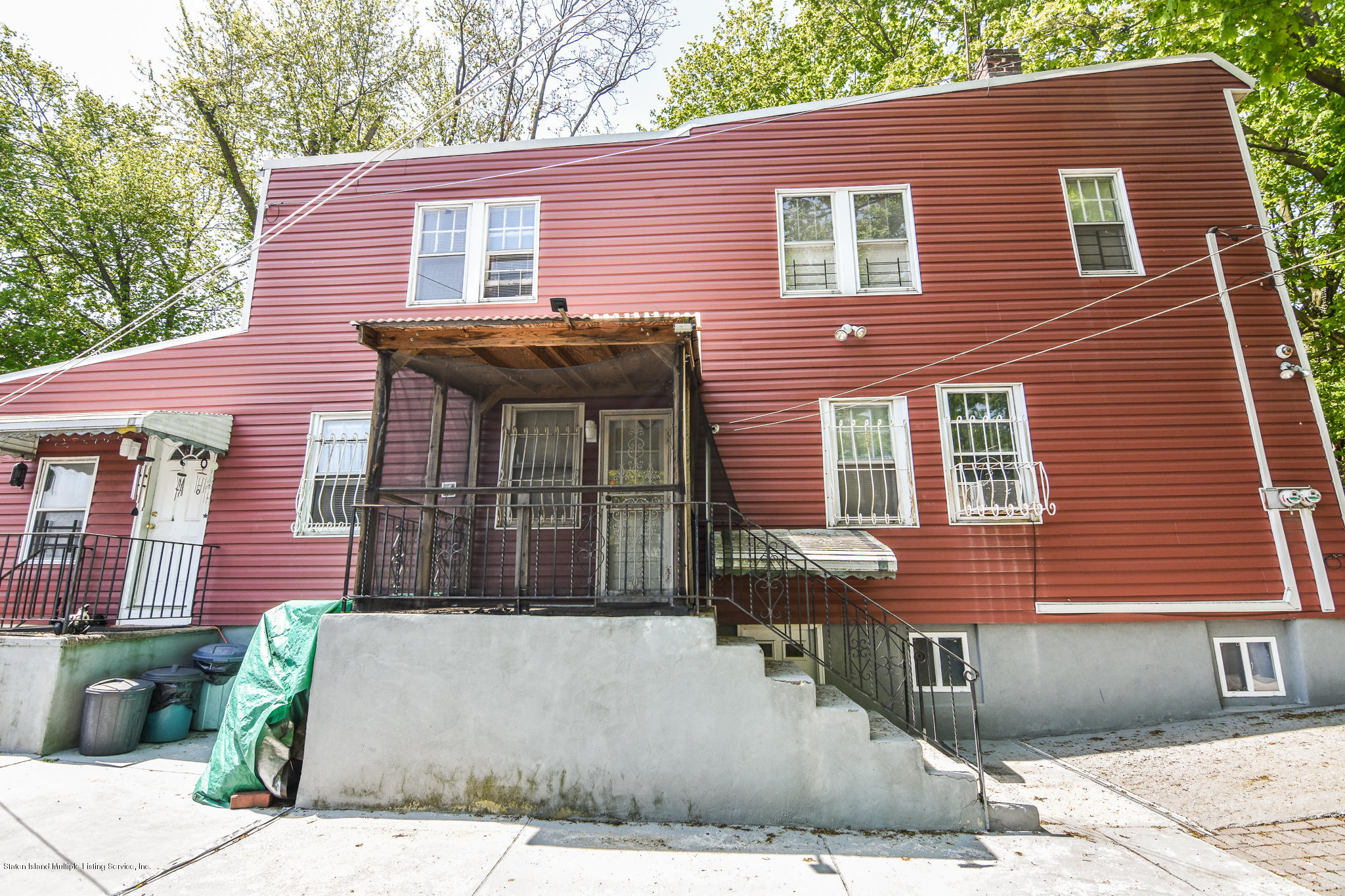 Two Family - Detached in New Brighton - 16 Arnold Street  Staten Island, NY 10301