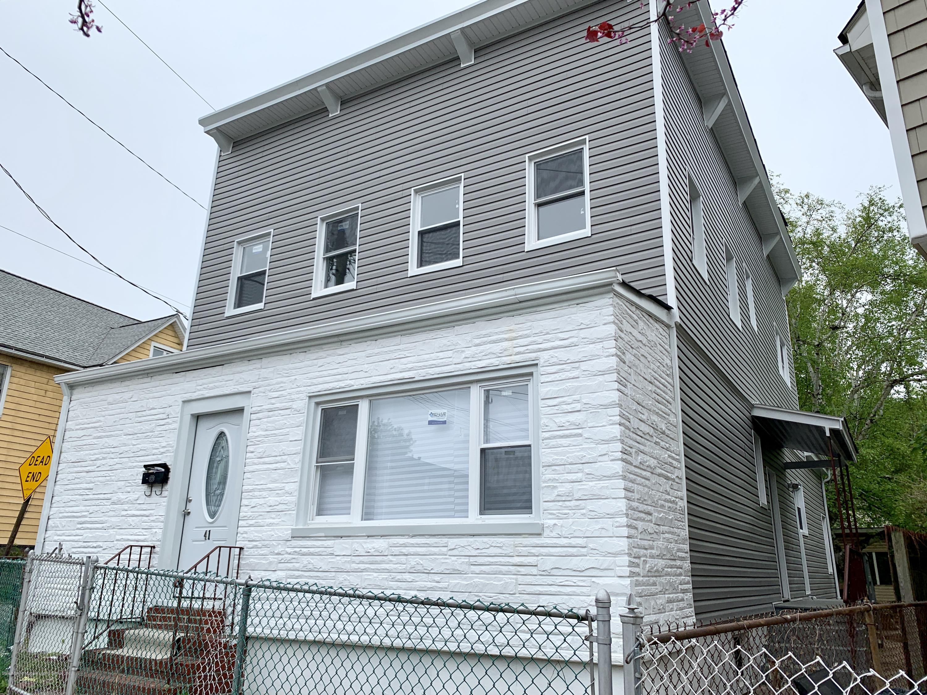 Two Family - Detached in Port Richmond - 41 Faber Street  Staten Island, NY 10302