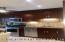 Beautiful kitchen granite counters radiant heat floor