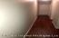 Hallway in bedrooms