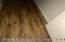 Waterproof plank floors basment