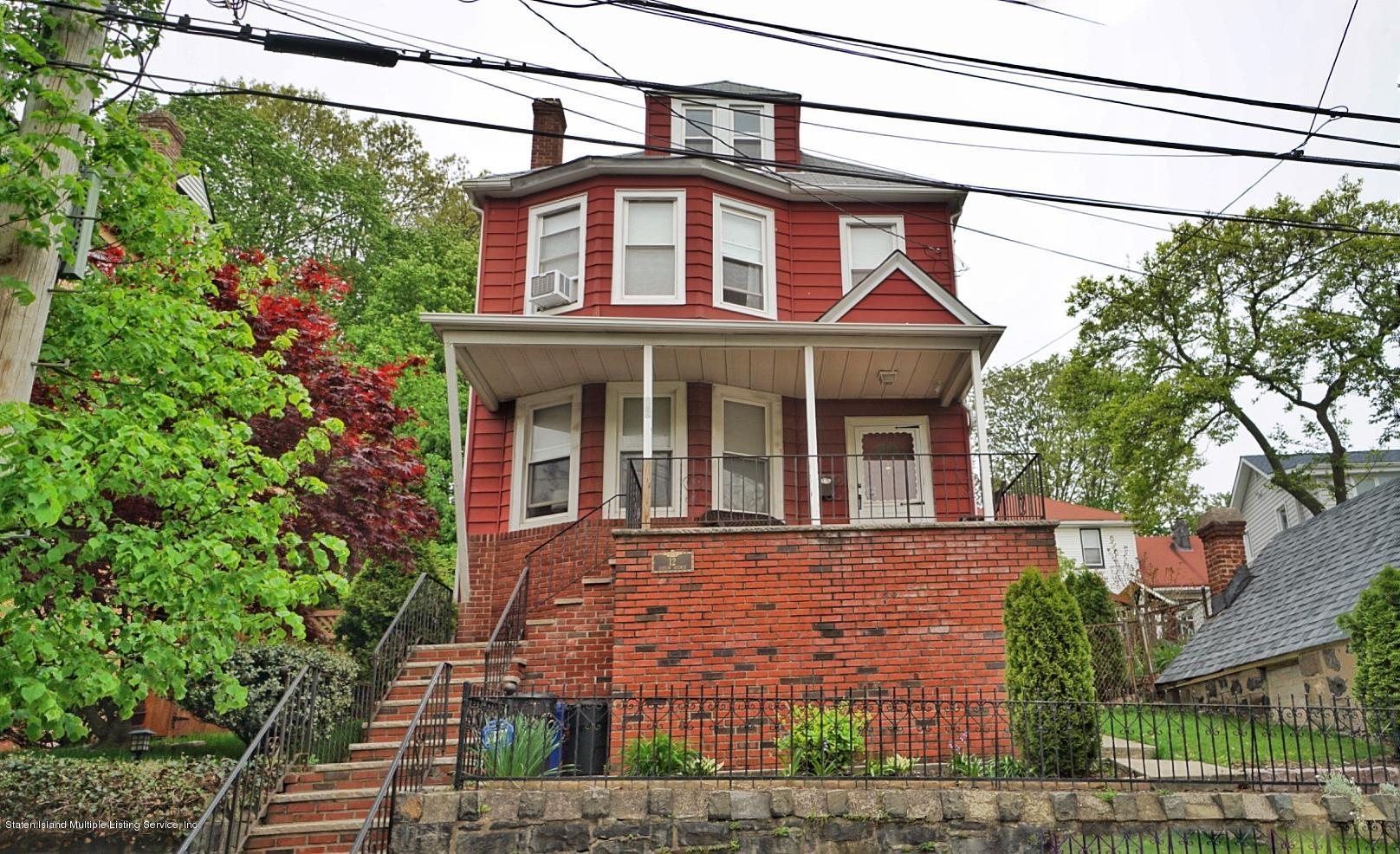 Single Family - Detached in Ward Hill - 12 Catlin Avenue  Staten Island, NY 10304