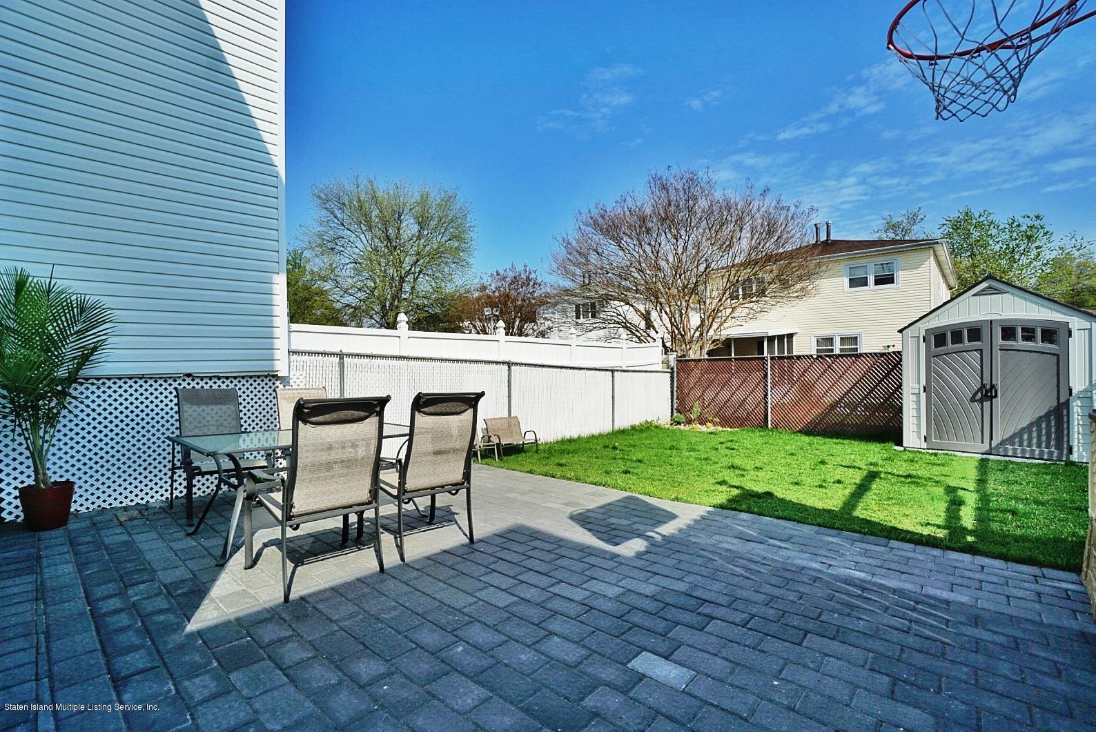 Single Family - Semi-Attached 122 Maybury Avenue  Staten Island, NY 10308, MLS-1128627-27