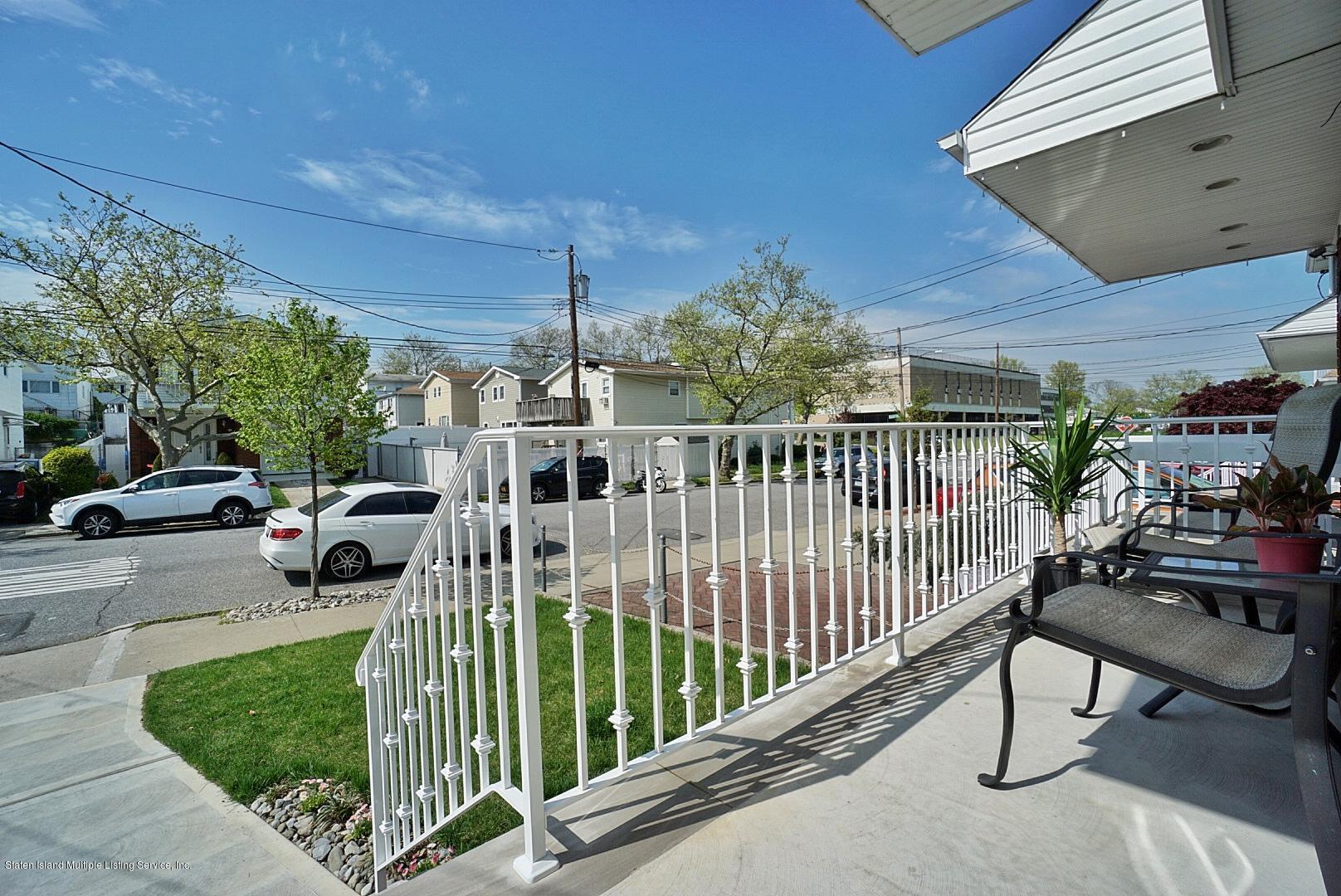 Single Family - Semi-Attached 122 Maybury Avenue  Staten Island, NY 10308, MLS-1128627-33