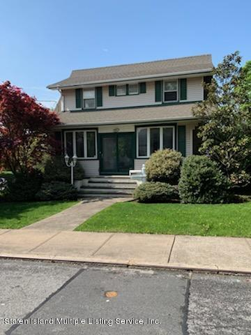 Single Family - Detached in Castletn Corner - 257 Potter Avenue  Staten Island, NY 10314