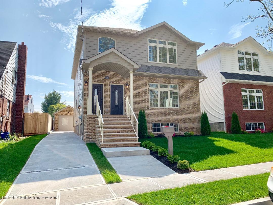 Two Family - Detached in Dongan Hills-Above Hylan - 30 Atlantic Avenue  Staten Island, NY 10304