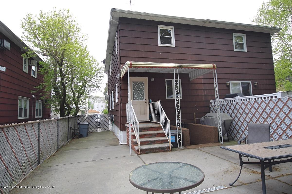 Single Family - Semi-Attached 31 Colfax Avenue  Staten Island, NY 10306, MLS-1128631-18