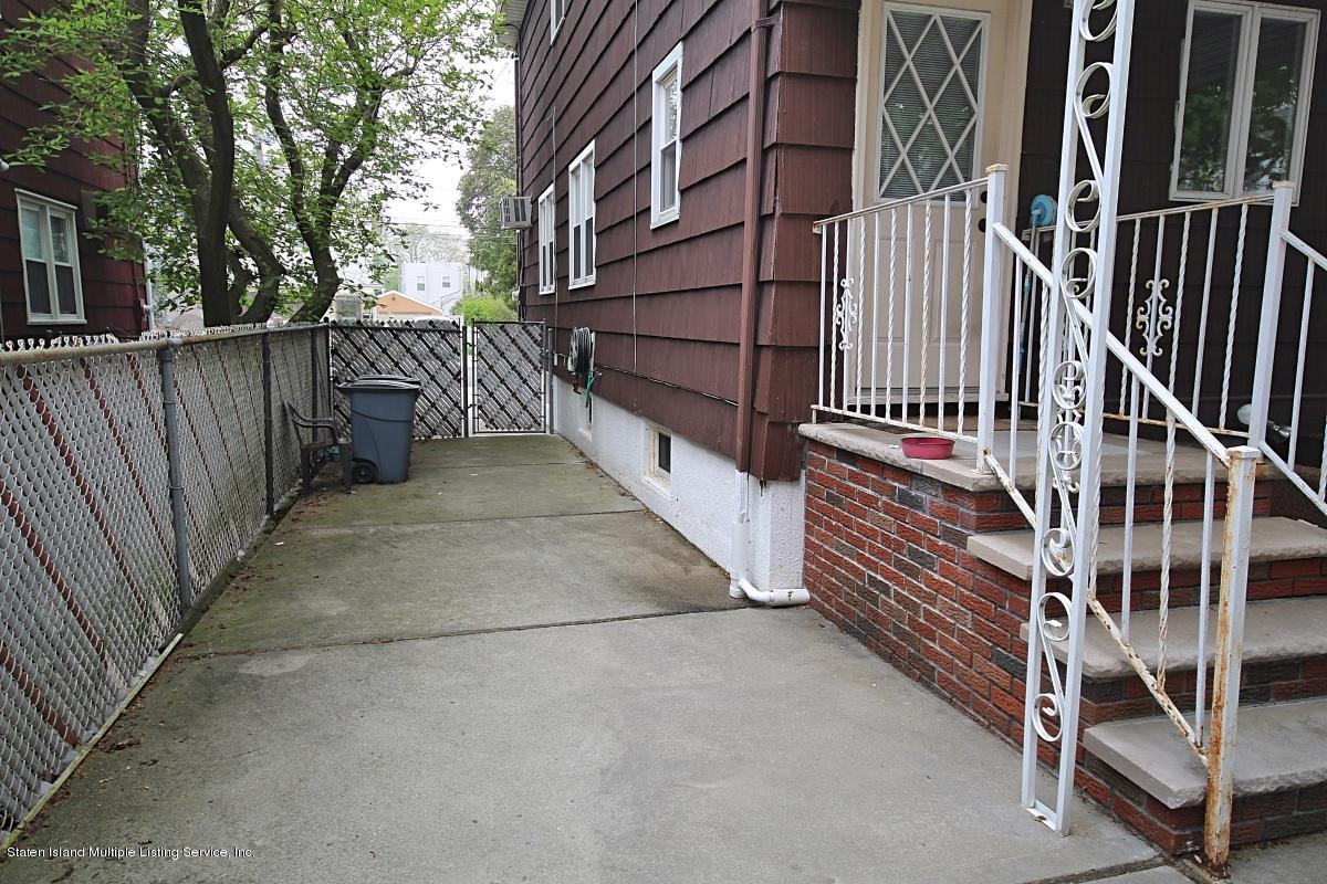Single Family - Semi-Attached 31 Colfax Avenue  Staten Island, NY 10306, MLS-1128631-17
