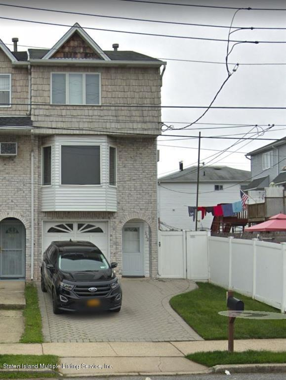 Single Family - Semi-Attached in Dongan Hills- Below Hylan - 532 Nugent Avenue  Staten Island, NY 10305