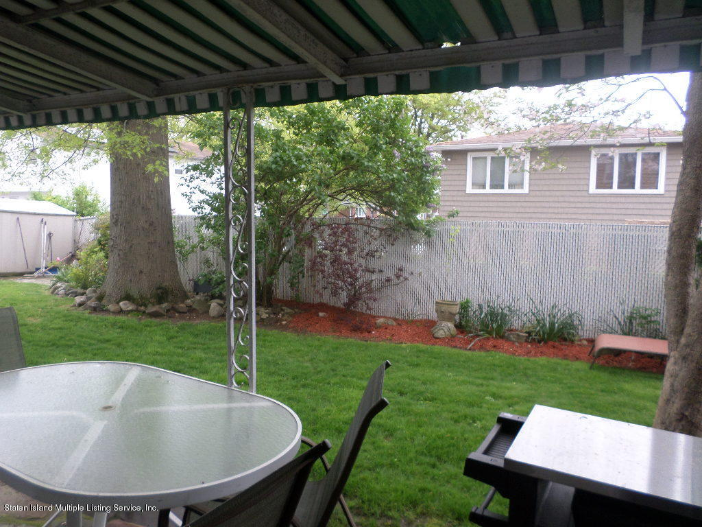 Single Family - Detached 45 Delmore Street  Staten Island, NY 10314, MLS-1128668-26