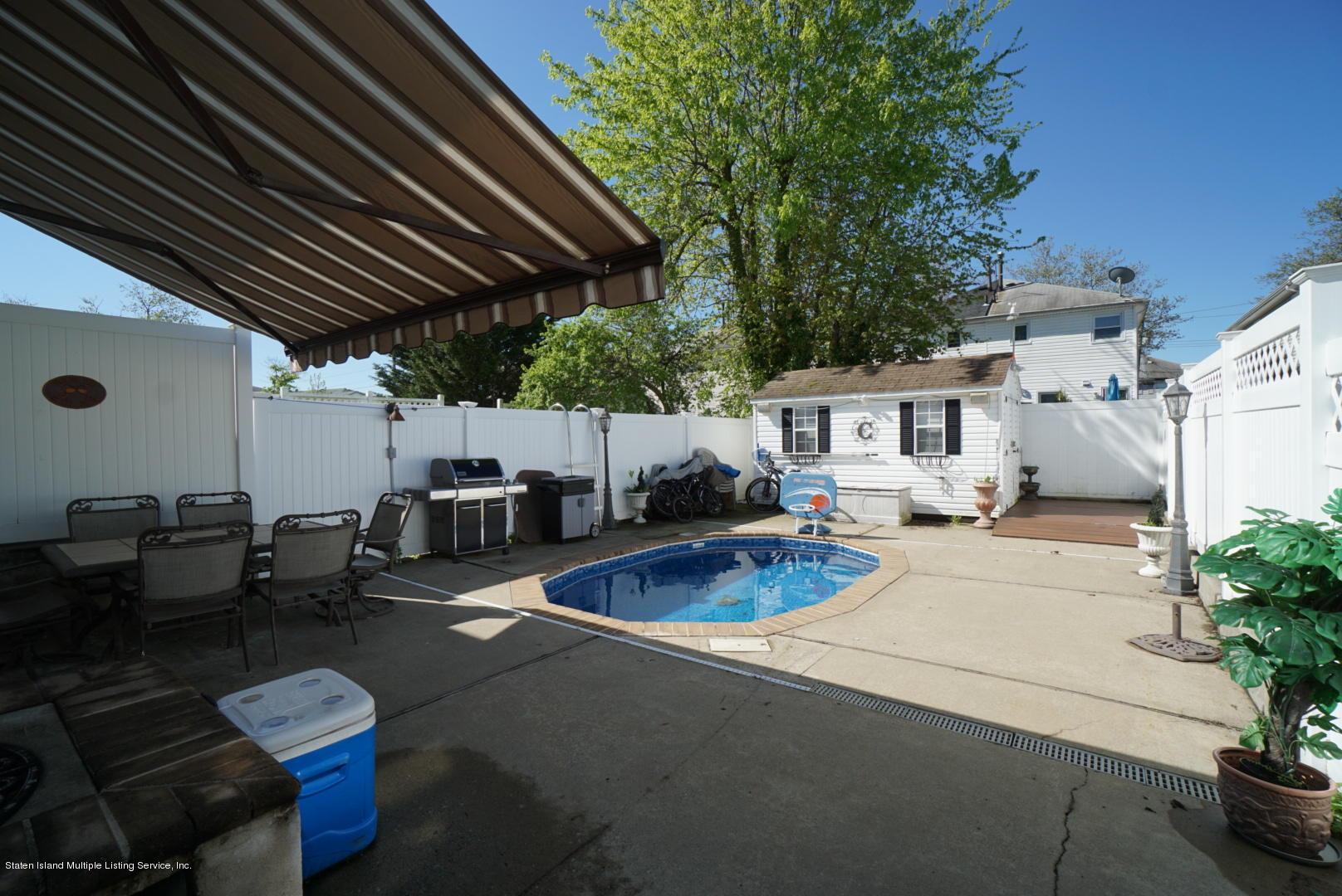 Single Family - Semi-Attached 366 Fairbanks Avenue  Staten Island, NY 10306, MLS-1127458-32
