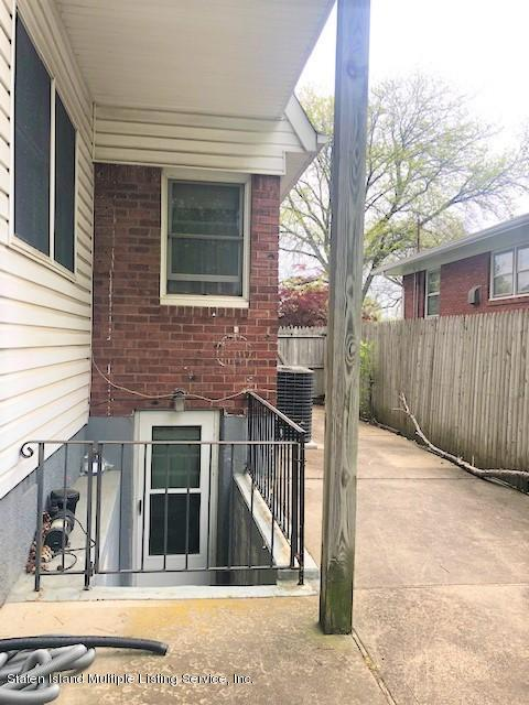 Two Family - Detached 88 Peter Ave   Staten Island, NY 10306, MLS-1128726-36
