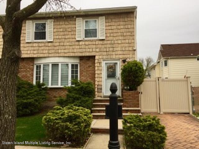 Single Family - Semi-Attached in Annadale - 108 Moffett Street  Staten Island, NY 10312